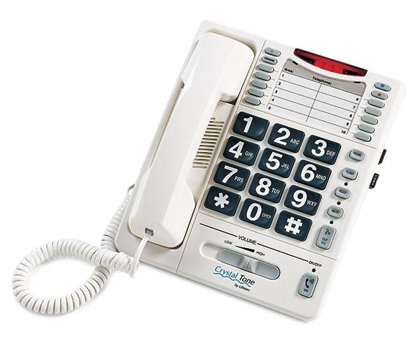 CrystalTone-Amplified-Telephone